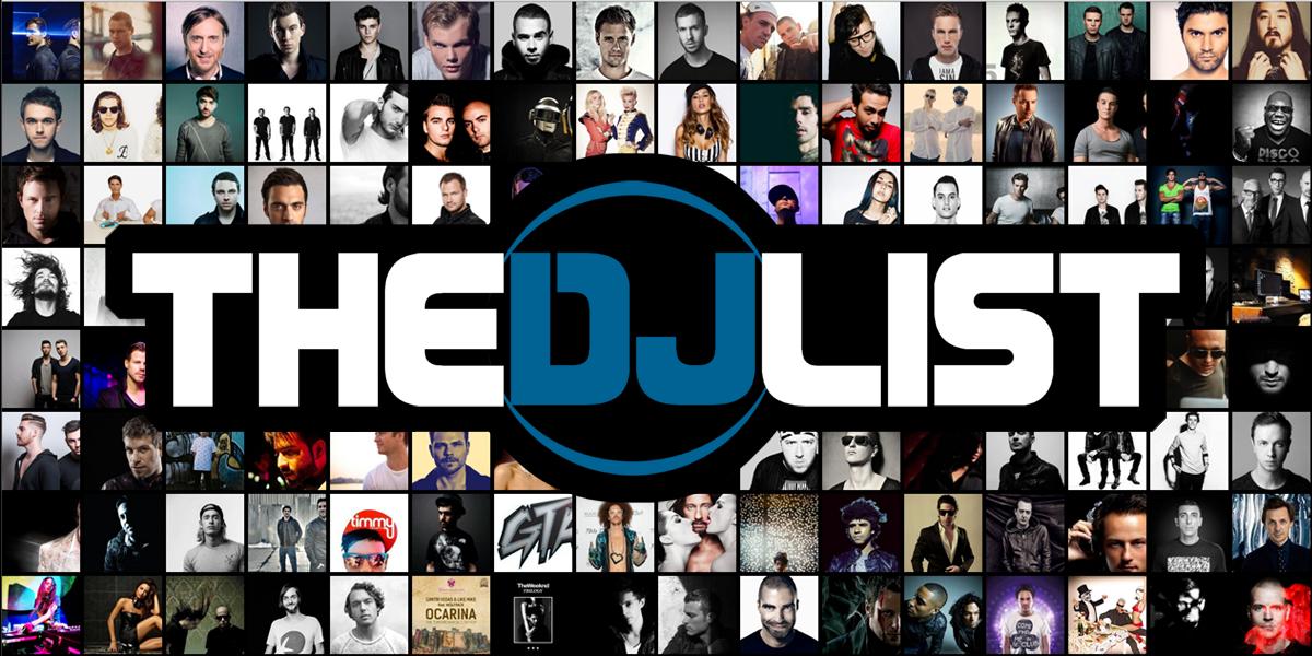 Hip-Hop DJs Ranked 1 to 50 | The DJ List